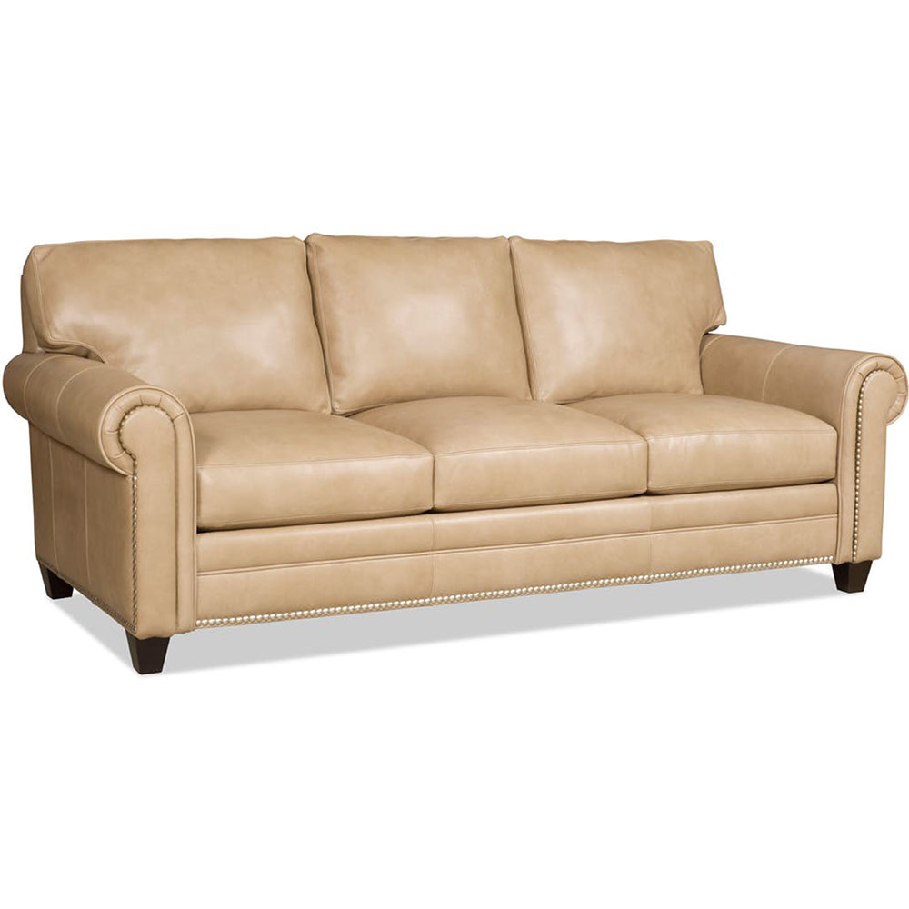 Bradington Young Living Room Daylen Stationary Sofa