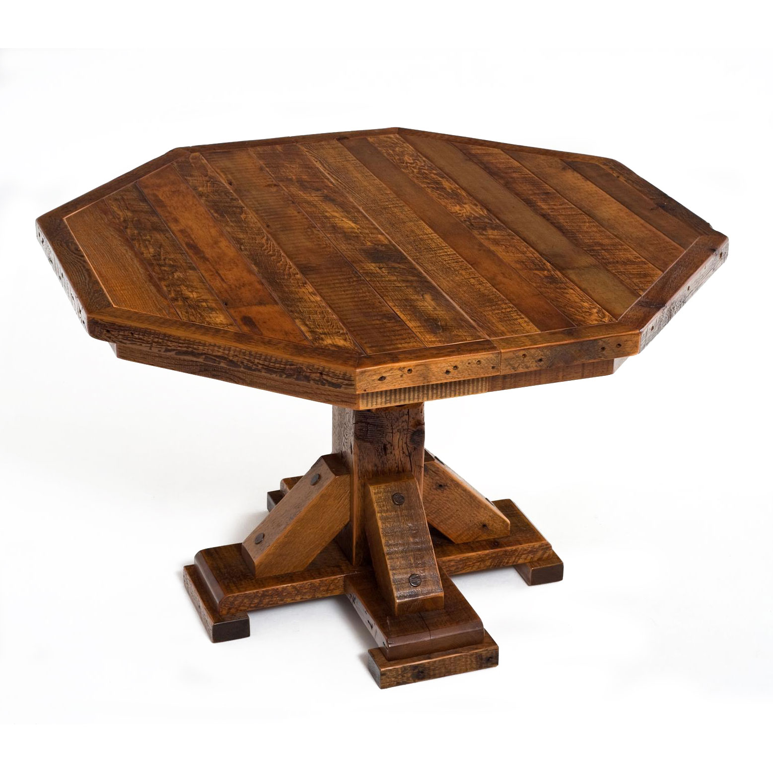 Stony brooke octagon dining table top notch online for Table online